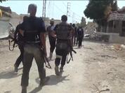 Lực lượng Hồi giáo phản công, 10 binh sĩ Syria thiệt mạng ở Darayya