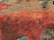 """IS tấn công căn cứ không quân Kuweirus để """"gánh lửa"""" với Hồi giáo cực đoan ở Aleppo"""