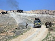 Quân đội Syria tiến hành cuộc tấn công vào Jaysh Al-Fateh ở làng Al-Qarassi