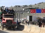 """Gần 1000 tay súng cực đoan vượt biên giới Thổ Nhĩ Kỳ vào Syria đòi """"thánh chiến""""?"""