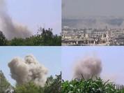 Quân đội Syria tiêu diệt hàng loạt quân thánh chiến Hồi giáo