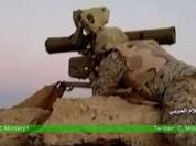 Video: Quân Syria sử dụng ATGM phá hủy vị trí chiến binh thánh chiến đang cố thủ