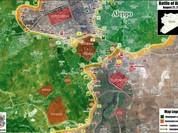 Quân đội Syria đánh chiếm cao điểm SyriaTel, Nam Aleppo