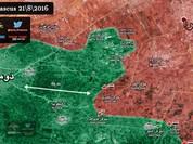 Lữ đoàn 105 Vệ binh Cộng hòa phản kích ở Đông Ghouta, diệt 9 phần tử khủng bố