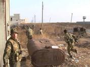 Quân đội Syria tiếp tục cuộc tấn công vào khu dự án xây dựng 1070 ở Aleppo