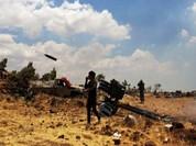 Lực lượng Hồi giáo cực đoan phản kích tại thị trấn Jobar