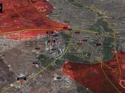 Trận chiến Nam Aleppo chuyển thành chiến tranh đường phố