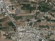 Quân đội Syria tấn công, bức hàng phiến quân cố thủ ở ngoại vi Damascus