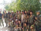Quân đội Syria tiêu diệt 15 phần tử khủng bố ở Deir Ezzor
