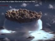 Video: Cận cảnh vụ thử nghiêm bom nguyên tử Mỹ năm 1946