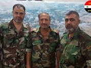 Chùm video chiến sự Syria: Cuộc chiến không đường lùi của dân quân Palestine