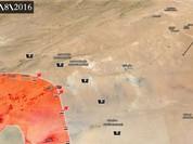 Quân đội Syria đánh chiếm khu hạt giống Palmyra