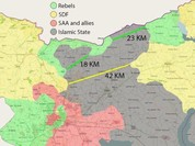 Quân Thổ Nhĩ Kỳ tiến công, chiến sự Syria leo thang ác liệt