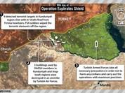 Ngày thứ 10 quân Thổ ở Syria: Hồi giáo cực đoan tấn công cầm chừng