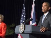 Tổng thống Obama tuyên bố giữa Nga và Mỹ vẫn còn khác biệt về Syria