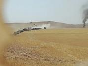 Thổ Nhĩ Kỳ đưa 20 xe tăng vào Syria, mở chiến trường mới ở Al - Rai