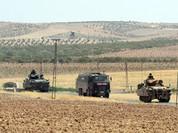 Ngày thứ 11 lá chắn Euphrates: chiến thắng dễ dàng của quân đội Thổ Nhĩ Kỳ