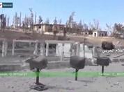 Video: căn cứ Học viện pháo binh Aleppo sau khi được giải phóng