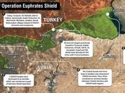 Ngày 12 quân Thổ ở Syria, quét sạch IS trên đường biên giới