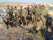 Quân đội Syria mở rộng vùng tấn công ở miền nam Aleppo