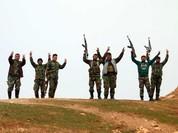 Quân đội Syria diệt hàng chục phiến quân, phá hủy 7 tăng thiết giáp