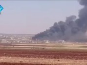 Không quân Nga không kích dữ dội  IS ở tỉnh Homs