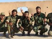 Binh sĩ Syria nổ đường hầm, chôn vùi chiến binh IS