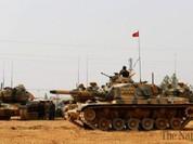 Video IS thiêu hủy 2 xe tăng quân đội Thổ Nhĩ Kỳ