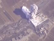 Chùm video chiến sự Aleppo: Những vụ không kích kinh điển của không quân Nga
