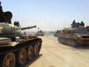 Quân đội Syria diệt gọn 105 tay súng thánh chiến ở Hama