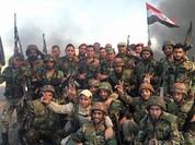 """Lực lượng """"Hổ"""" Syria giải phóng quận chiến lược Nam Aleppo (video)"""