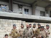 Quân đội Syria đánh chiếm khu vực sát biên giới Thổ Nhĩ Kỳ