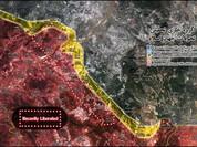 Quân đội Syria mở rộng tấn công theo hướng tính Idlib từ Latakia