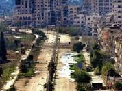 Tin mới: Nhóm chiến binh Hồi giáo cực đoan tại thành phố Homs quyết định đầu hàng
