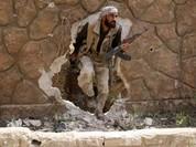 Lực lượng Hồi giáo cực đoan tấn công quân Syria ở Đông Ghouta