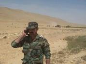 Em trai tướng Syria nhận nhiệm vụ Tư lệnh vùng chiến thuật Hader-Quneitra