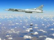 Không quân Nga tiêu diệt 250 chiến binh IS ở Palmyra