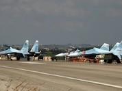Không quân Nga, Syria tạm ngừng không kích vào lực lượng cực đoan ở Aleppo