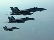 Nghi vấn không quân Mỹ lại ném bom vào quân đội Syria ở Deir Ezzor