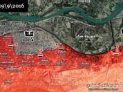 Quân đội Syria phản công ở Deir ez Zor, diệt hàng chục tay súng IS