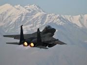 Không quân Mỹ lại nhầm, 8 cảnh sát Afganistan thiệt mạng