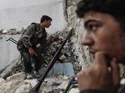 Lực lượng Hồi giáo cực đoan tấn công ở Đông Ghouta, nộp mạng 20 tay súng