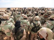 Quân đội Syria ào ạt tấn công vùng đông bắc tỉnh Homs