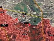 Quân đội Syria dồn dập tấn công trên hướng Nam thành phố Aleppo