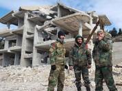 Quân đội Syria tiếp tục tấn công ở vùng nông thôn Bắc Latakia
