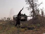 Chiến sự Syria: Phiến quân IS tấn công gây nguy ngập cho sân bay Deir ez Zor
