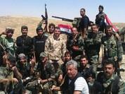 Quân tình nguyện Syria tập kích tiền đồn của lực lượng Hồi giáo cực đoan