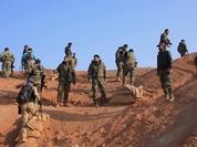 Quân đội Syria hợp đồng tác chiến, ồ ạt tấn công phiến quân