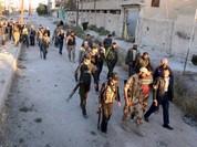 Quân đội Syria bẻ gãy cuộc tấn công của Hồi giáo cực đoan ở Đông Ghouta