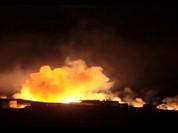 Không quân Nga không kích dữ dội phiến quân ở tỉnh Homs